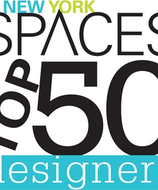 White Webb name to New York Spaces Top 50!