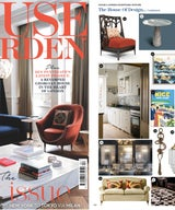 Ana Maria Designs Featured in House & Garden Magazine