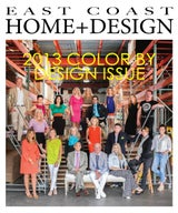 East Coast Home + Design: 2013 Color By Design Issue