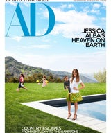 Architectural Digest Profiles Hamptons Home