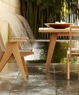 Rose Tarlow Melrose House launches outdoor collections with David Sutherland and Perennials