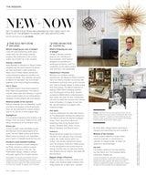 Luxe Interiors + Design - New + Now