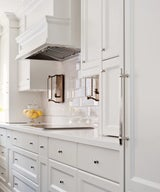 25 Kitchens with White Subway Tile Detail