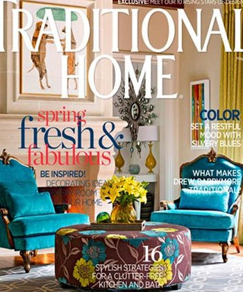 Traditional Home Rising Stars of Design 2015