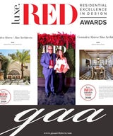 Gonzalez-Abreu | Alas Architects Named a Double Winner in the 2018 Luxe Red Awards