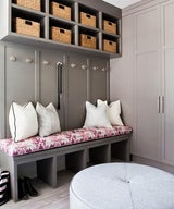 7 Elegant & Stylish Mudrooms