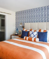 Styling with Vibrant Pillows