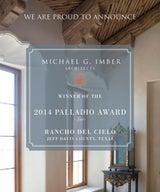 Winner of the 2014 Palladio Awards