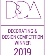 DECORATING & DESIGN COMPETITION 2019 - SILVER WINNER FOR A DREAM BATHROOM CATEGORY