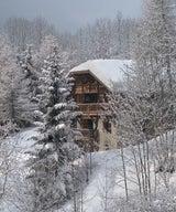 Stay at Ferme de Moudon, Nicky's winter retreat.