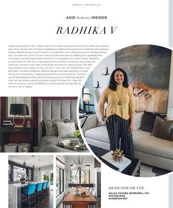 Featured Interior Designer in Modern Luxury Interiors Atlanta