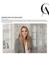 Designer Crush: Fatima McNell of FDG Design