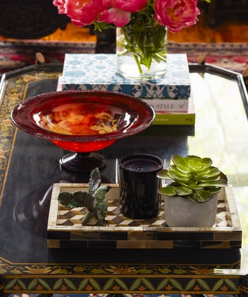 Pro Designers Shows Us How To Style A Coffee Table I Style Improvised I HB