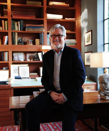 In Michael's recent interview with Coldwell Banker Previews International, he talks about the intersection of art and architecture.