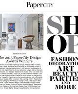 2015 Papercity Design Awards Winners