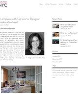 A Interview with Top Interior Designer Broke Moorhead