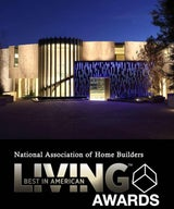 """Collingwood Residence Wins """"One of a Kind Custom or Spec Home"""" Award"""