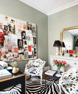 Office Decorating Ideas to Steal from Jenny Wolf's Workspace