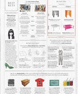 """Clearly Classic's Akbar Table Named """"Best Bet"""" by New York Magazine"""