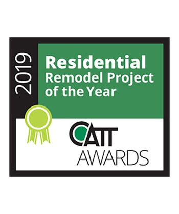 CATT 2019 Residential Remodel of the Year