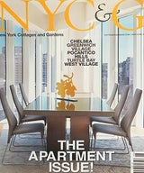 Landing Pad: Chelsea Pied A Terre by Brett Design in NYC&G