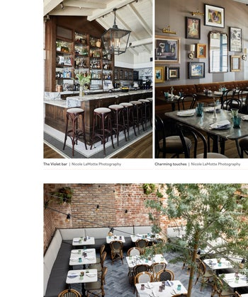 A Homey New French Bistro and Cooking School Charms Up Westwood Today