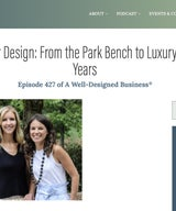 Park & Oak Interior Design: From the Park Bench to Luxury Design Firm in 3 Years