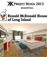 DESIGNER YOUNG HUH CREATES A BRIGHT, COZY AERIE FOR THE RONALD MCDONALD HOUSE OF LONG ISLAND