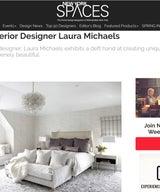 Q&A With Interior Designer Laura Michaels