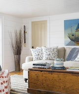 Once a sea captain's cottage, this Cotuit fixer-upper brings on the charm.