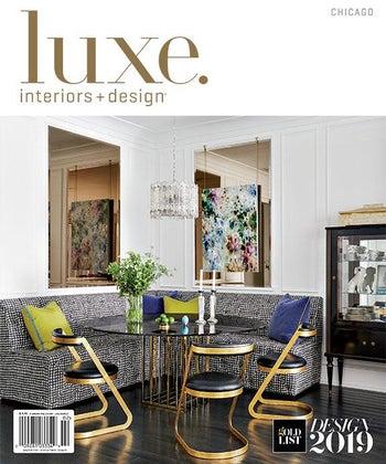 Luxe Interiors + Design feature - Jan/Feb 2019