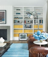 Inside Molly Sims East End Home