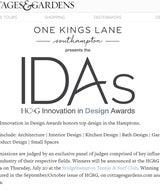 Innovation in Design Awards