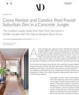 Suburban Zen in a Concrete Jungle