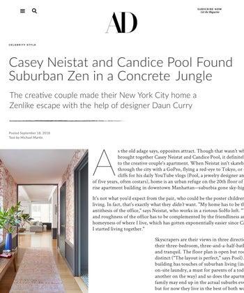 Suburban Zen in a Concrete Jungle