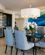 40 Dining Rooms with Standout Artwork