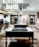 Kitchen & Bath Design News: 2017 Innovators