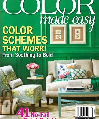 Color Made Easy Magazine