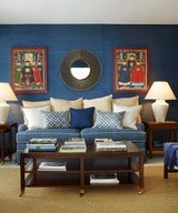Latest Trends For Blue Living Room Designs