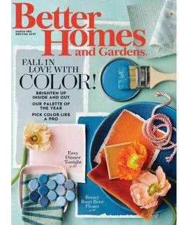 March 2016 Better Homes and Gardens