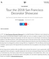 Tour the 2018 San Francisco Decorator Showcase