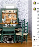 Young Huh Brings Her Modern-Meets-Traditional Style to a Dollhouse