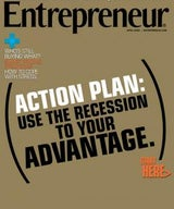 Entrepreneur Magazine Article