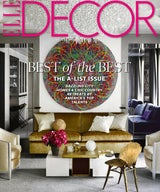 ELLE DECOR'S 2014 A-LIST
