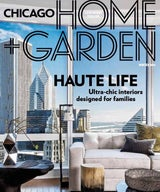chicago home + garden, up in the air