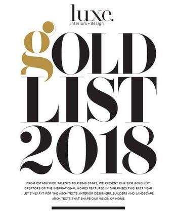 Gold List 2018