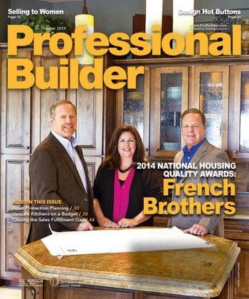 Professional Builder Magazine