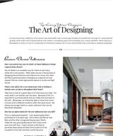 The Art of Designing