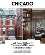 Peek Inside William H. Thompson's Old House on Beer Baron Row