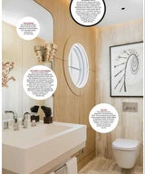 Rooms to Love: Powder Room